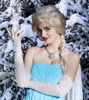Elsa- The Cold Never Bothered Me Anyway by woot859
