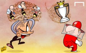 Mourinho stung as title turns to Rodgers by OmarMomani