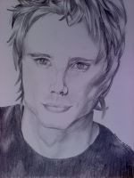 Bradley James by Freakuha