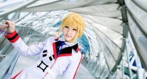 Infinite Stratos, Charlotte Dunois by fritzfusion
