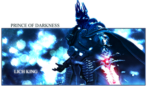 Lich King signature by ksop