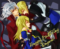 BB-HAPPY BIRTHDAY RAGNA by NiwaRIKU89