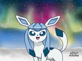 Glaceon by 29steph5
