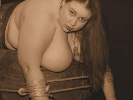 Little bit of sepia by Shereja