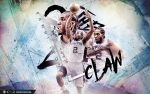 Kawhi Leonard The Claw Wallpaper by tmaclabi