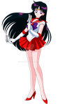 Sailor Mars by Isack503