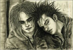 THE CURE - AND 26 YEARS LATER by blissfullydeadx