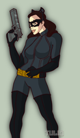 R3 Catwoman by TULIO19mx