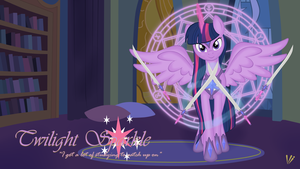 Armory: Twilight Sparkle by Virenth
