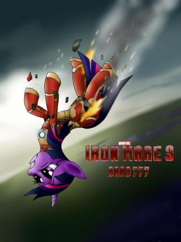 Iron Mare 3 by brab777