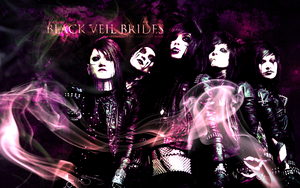 Black Veil Brides Wallpaper by bangbangVIP