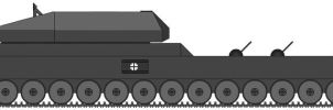 Landkreuzer P. 1000 Ratte by Northern-Dash