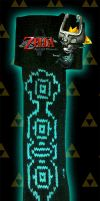 Midna Inspired Scarf by MadMouseMedia