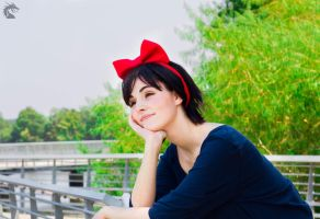 Her Day Off (Kiki's Delivery Service) by woot859