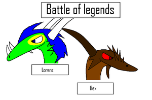AT Battle of legends by serpenna