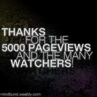 5000 Pageviews by NKspace