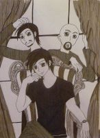 The Ghost Adventures Crew by kittykatc666