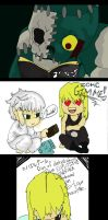 Gelus Kills Mello by xXpandaphileXx