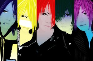 The GazettE by sancsky