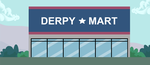 Derpy Mart Background (#1) by Roger334