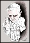 POPE Benedict XVI by Sturby