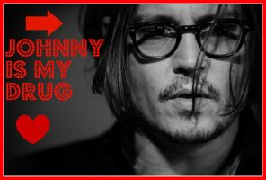 Johnny is my Drug by TheAnOo