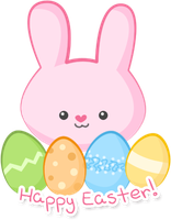 Happy Easter by danigpam