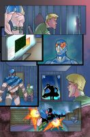 Frost fire, iss 4, page 20 by VegasDay