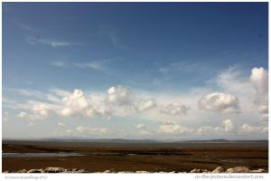 Morecambe Bay by In-the-picture