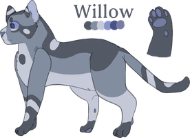 Willow Ref 2017 by WiIIote