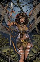 Jungle Soulfire by Amaryth
