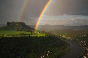 2 pots of gold by RitterRunkel
