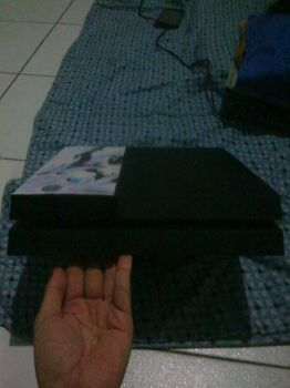 home-made ps4 skin by KattyGaz0423