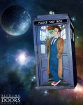 Doctor Who The Tenth Doctor cosplay by MasterDEV777