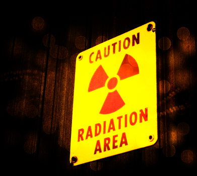 Caution: Radiation Area by DestinyDisaster