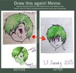 Draw This Again Meme by 8Imagination8
