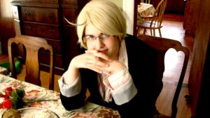 APH: Dinner With Your Favorite American? by Fay-La-Mii