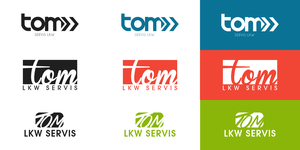 Logo - Tom servis by KarelSkuthan