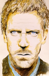 Hugh Laurie by Soto