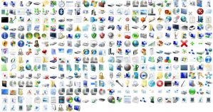 Vista Icons PNG:ICO by Alex88M