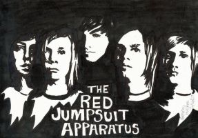 The Red Jumpsuit Apparatus by Sorasgirl24