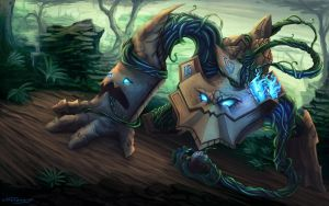 Earthrune Maokai v2 by Chronomorph