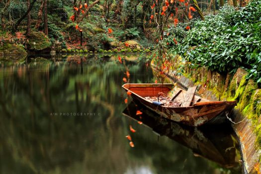 Boat's Silence by A2Matos
