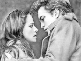 Edward and Bella by Hottie100