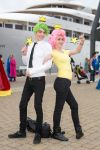 Cosmo and Wanda by Captain-Marmote