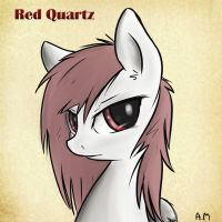 Red Quartz by Arkwys