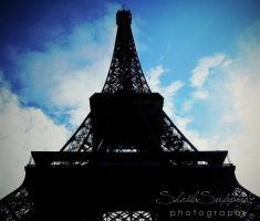 Eiffel Tower by NaturallyUndefined