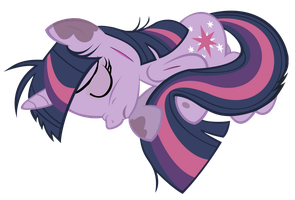 Twilight Sparkle Is Dead by MysteryMelt