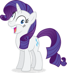 But I Didn't Listen - Rarity by TomFraggle