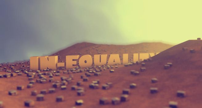 In-Equality by Krodil